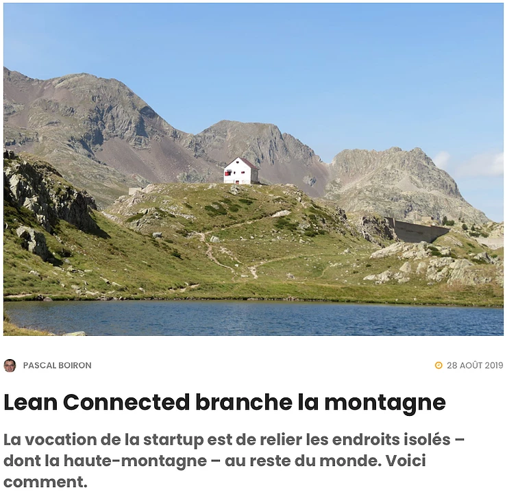 Mid E-News | LeanConnected Connects Mountains