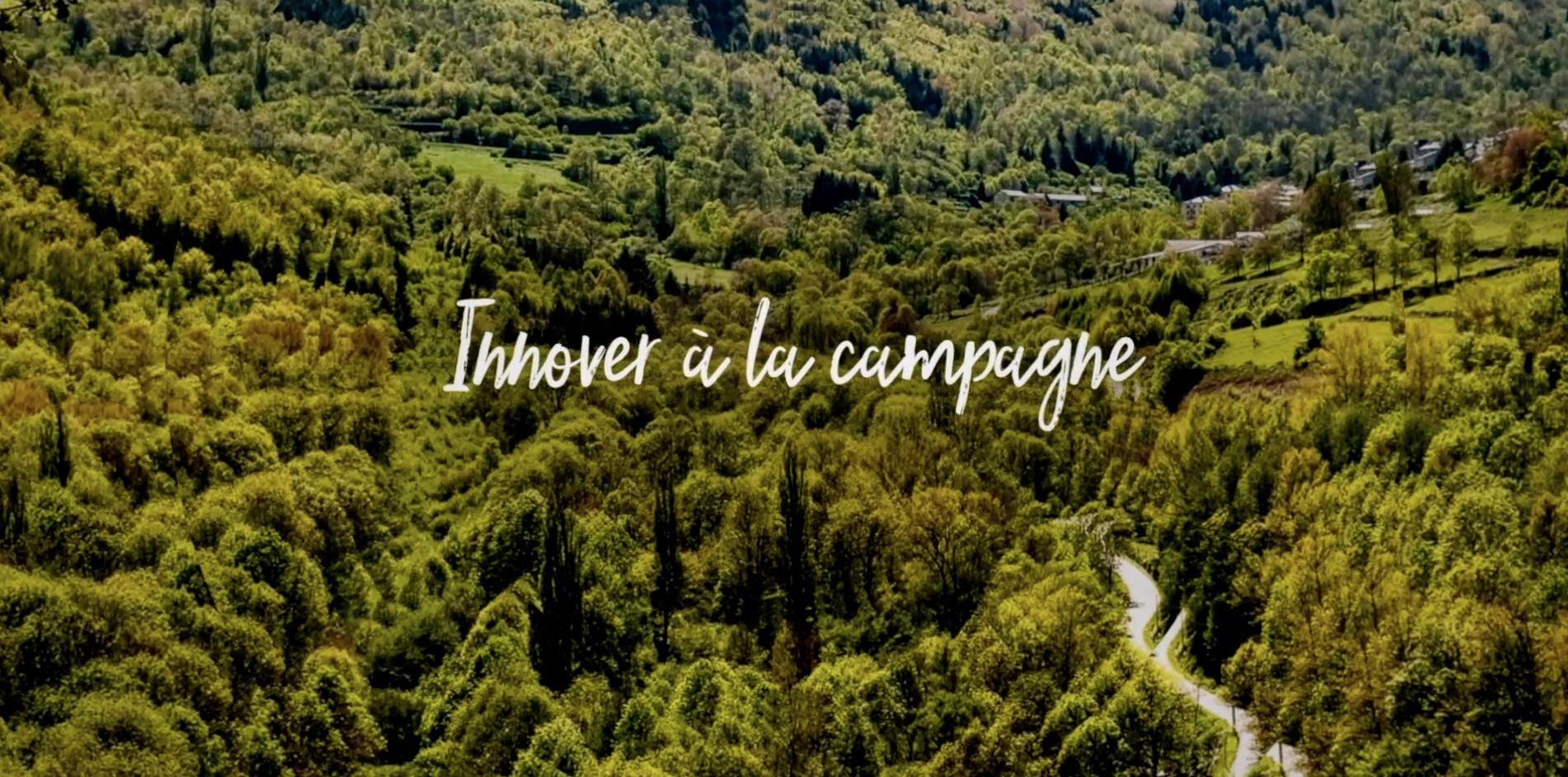 Retour En Vidéo – Prix Coup de Coeur   Innover à la Campagne